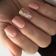 30 Most Cutest and Trendy Nails Design with Light Color for Autumn and Winter (^///^) ♥ 𝕷𝖎𝖌𝖍𝖙 𝕹𝖆𝖎𝖑𝖘 𝕯𝖊𝖘𝖎𝖌𝖓 ♥ ♥ ♥ ♥ ♥ ♥ ♥♥ . Hope you love these collection! Light Colored Nails, Light Nails, Dark Nude Nails, Dark Color Nails, Yellow Nails, Hair And Nails, My Nails, Gelish Nails, Elegant Nail Art
