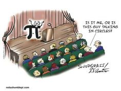 Pi Day Cartoons   Pi Day Comics