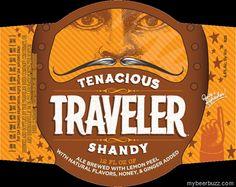 Tenacious Traveler Shandy Packaging Update