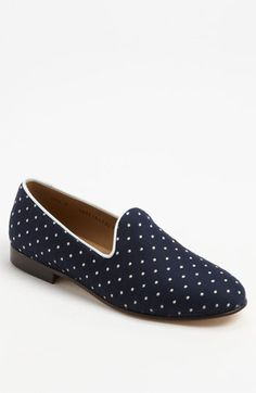 Yes Yes Yes    Del Toro Churchill Dot Loafer available at #Nordstrom