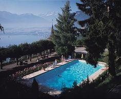 Hotel Victoria....Glion/Montreux Switzerland