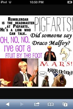 When you are sort of obsessed with starkid a very potter musical