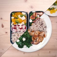 monbento sur Instagram: 🇬🇧🇺🇸 [FOCUS] Is the MB Original big enough for a meal?  You often ask us the question! Today we have the answer with pictures! 😉  We have… Bento Box, Dinner Recipes, Plate, Profile, Lunch, Content, Navy, The Originals, Big