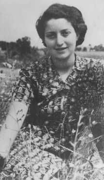 In 1943, Hungarian Hannah Szenes joined the British Army and volunteered to be parachuted into Europe. The purpose of this operation was to help the Allied efforts in Europe and establish contact with partisan resistance fighters in an attempt to aid beleaguered Jewish communities.