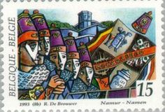 Folklore Royale Moncabreau Namur - Namen