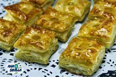 Hojaldres de Astorga Ana Sevilla con Thermomix Fun Desserts, Dessert Recipes, Yummy Treats, Sweet Treats, International Recipes, Original Recipe, Flan, Mexican Food Recipes, Good Food