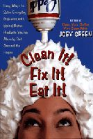 Clean It! Fix It! Eat It! : Easy Ways to Solve Everyday Problems with Brand-Name Products You've Already Got Around the House by Joey Green Paperback) for sale online Diy Cleaning Products, Cleaning Hacks, Household Products, Bed Bug Bites, Soap Making Recipes, Dutch Oven Cooking, Make Do And Mend, Soap Scum, Pottery Marks