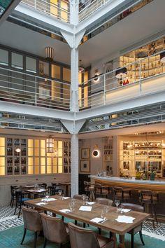 Restaurant Les Chouettes - Paris