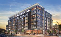 The District, Woodvale Apartments Change Hands as D.C.'s Apartment Market Heats Up | Multi-Housing News Online