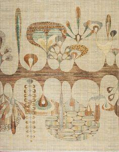 Art Deco Rug - Valencia Cream #Anthropologie #PinToWin