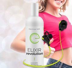Elixir Revolution - commentaires, avis Elixir Revolution - Eau d'Alcaline peut réveiller massivement le métabolisme, la conversion de la nourriture ingérée en énergie.   #eau alcaline #Elixir Revolution #santé