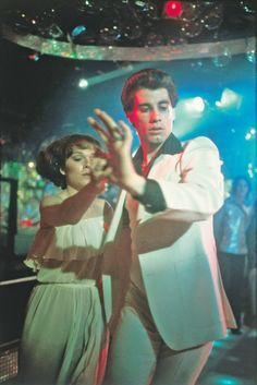Saturday Night Fever, directed by John Badham, USA