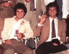 Donny and Jay- from Ms Universe 1979