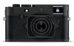 """Limited Edition - Collaboration between Leica and New York-based fashion label Rag & Bone, the M Monochrom """"Stealth Edition"""""""