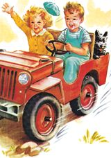 Cars Children & Animals Dogs Editor: Blue Lantern Publishing Friendship Illustrator: Unknown Imprint: Laughing Elephant'