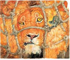 JERRY PINKNEY. The Lion and the Mouse