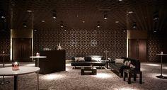 WOW architects: vivanta by taj hotel (nice wallpaper)