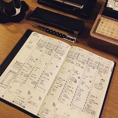 先週のジブン手帳✒︎ #ジブン手帳 #手帳  #ライフログ #ayaco文具店 #はんこ  #ハンコ #手帳用はんこ  #しあわせはんこ #lifelog  #planner  #ayaco #stamp #sunkodo #siawasehanko