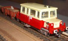 DRAISINE DU65 Jouef - train modelisme HO