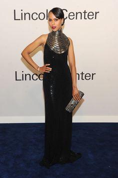 Kerry Washington in Ralph Lauren. Gorgeous!