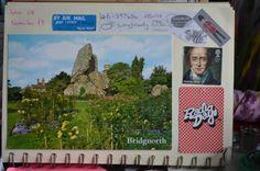 United Kingdom November 2014 #postcrossing #penpals #snailmail #mailart