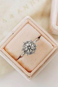 Fantastic Engagement Rings 2017 ❤ See more: http://www.weddingforward.com/rings-2017/ #weddings