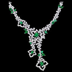 Piaget Limelight Garden Party necklace