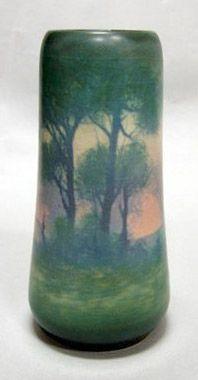 Rookwood Pottery, Edward Hurley, 1920 (Erdinç Bakla archive)