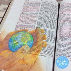 Week+5+Bible+Art+Journaling+Challenge - Scrapbook.com