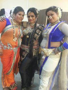 Kashta Saree, Sarees, Marathi Saree, Nauvari Saree, Beautiful Bollywood Actress, Beautiful Curves, Morning Images, Indian Dresses, Indian Beauty