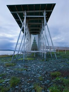 Gallery - Steilneset Memorial / Peter Zumthor and Louise Bourgeois, photographed by Andrew Meredith - 30