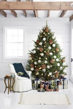 43 Christmas Tree Ideas - Captain Decor
