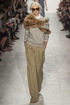 Michael Kors Spring/Summer 2014 (NY Fashion Week 09/2013)