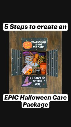 Missionary Care Packages, Deployment Care Packages, Halloween Care Packages, Packaging, Crafty, Box, Snare Drum, Wrapping