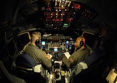 kc-135 cockpit photo