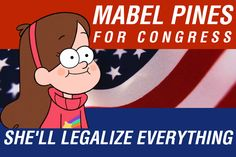 VOTE FOR MABEL!!!