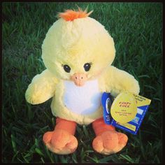 Build-A-Bear Workshop Chirpy Chick Review @Build-A-Bear Workshop #Win ends 3/19