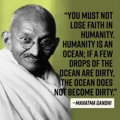 A great quote for people in society now.