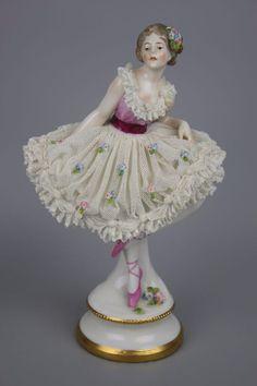 Dresden Dolls, The Potter's Hand, Dresden China, Biscuit, Glass Dolls, Dresden Porcelain, Macrame Art, Dance Art, Ball Jointed Dolls