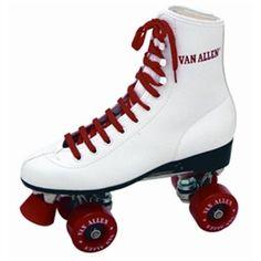 Van Allen 17436 - Botas de patinaje de hockey y patinaje sobre ruedas para niño, talla 28