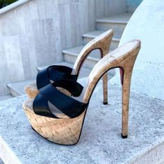 Fashion Shoes Made in Italy Very High Heels, Hot High Heels, Platform High Heels, Sexy Heels, High Heels Stilettos, High Heel Boots, Stiletto Heels, Shoe Boots, Top Shoes