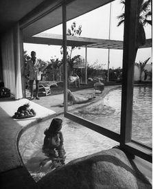 Frey, Albert - Raymond Loewy House, Palm Springs, California