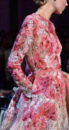 Elie Saab Haute Couture Autumn 2014 - Details