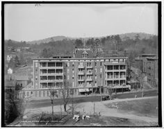 L:\Old Pictures Of The United States\States\Arkansas\Cities\Hot SpringsThe Avenue Hotel, Hot Springs, Ark.jpg