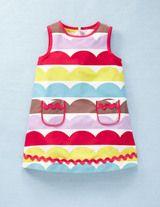 Mini Boden: Funky Print Dress