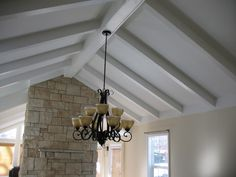 Ceiling Beams | Pitched Ceiling Beams Photo by jonathanchaussee | Photobucket