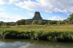 Devils Tower Wyoming USA
