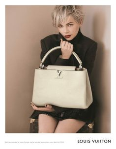 Michelle Williams for Louis Vuitton Fall/Winter Campaign