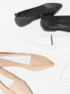 Must-Have: Polished Flats for Work via @WhoWhatWear