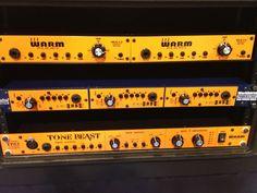 Warm Pro Audio Preamps #NAMM #Preamps #Recording